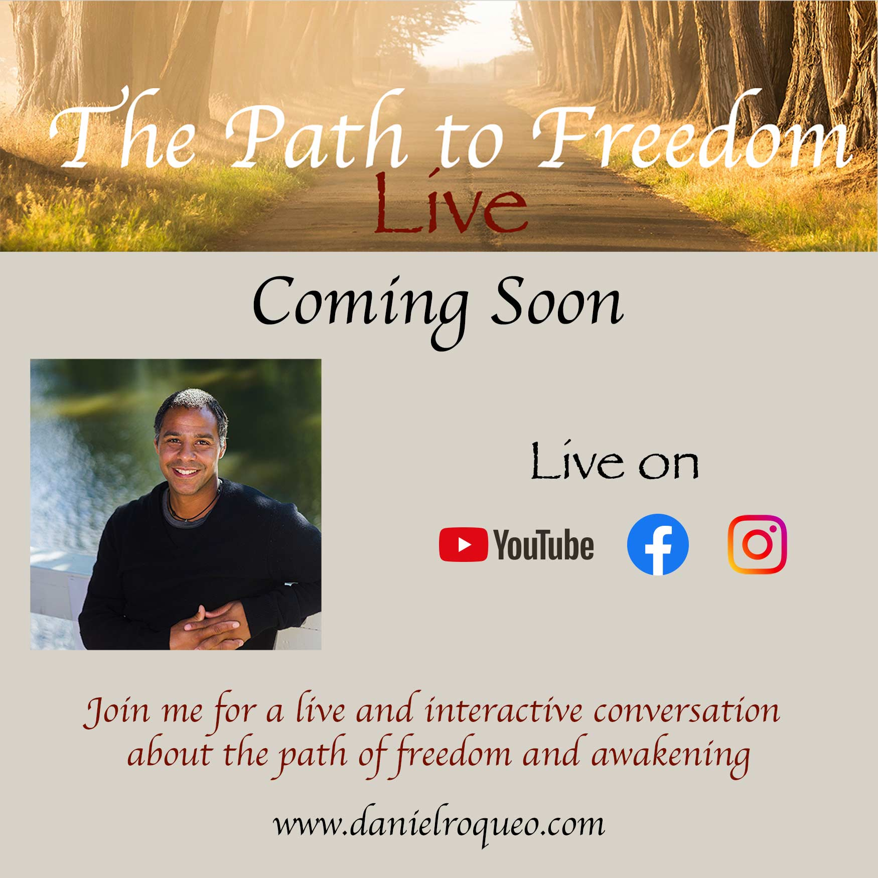 The path to freedom live